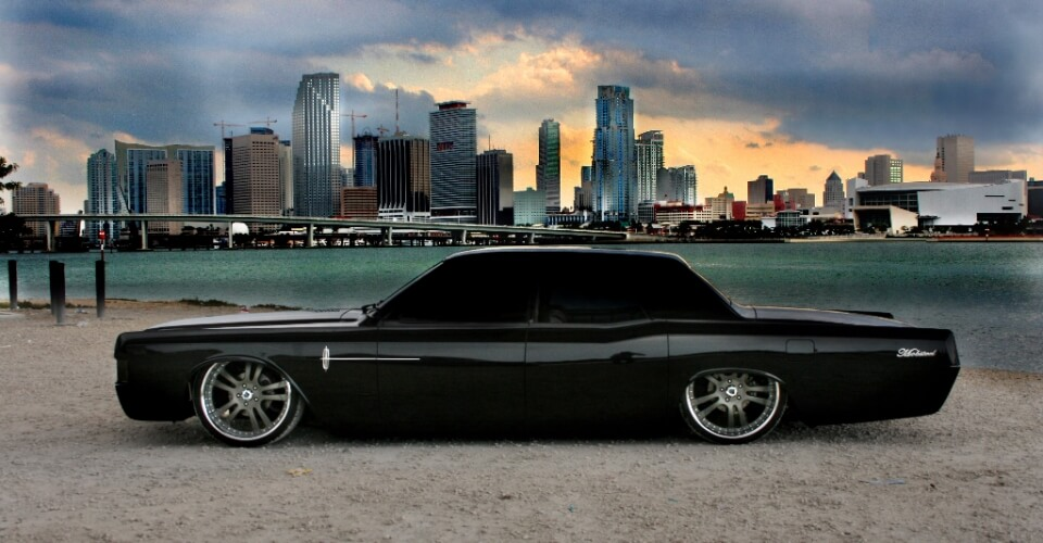 Lincoln Motor Company >> Steelie Wheels - Mobsteel - Rides to Die For
