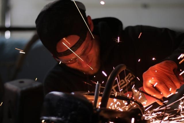 Steve Ryan Mobsteel Fabricator
