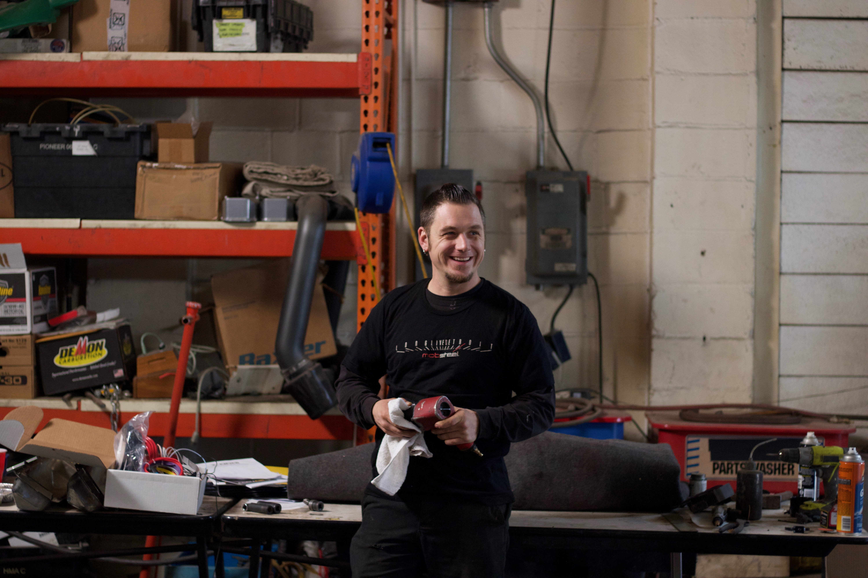 Doug Hanes Mobsteel Mechanic