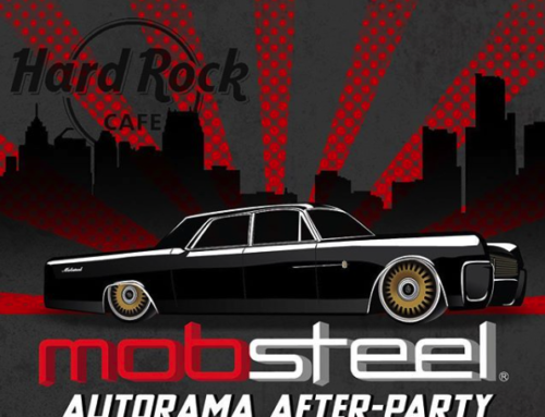 Mobsteel Annual Autorama After Party